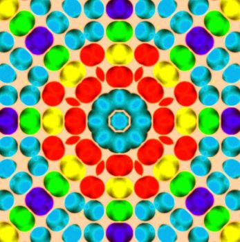 Kaleido Tile - larger