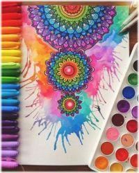 Mandala Art by Simran Savadia