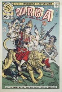 Durga - The Queen of Justice