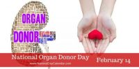 Today Is National Organ Donor Day!!