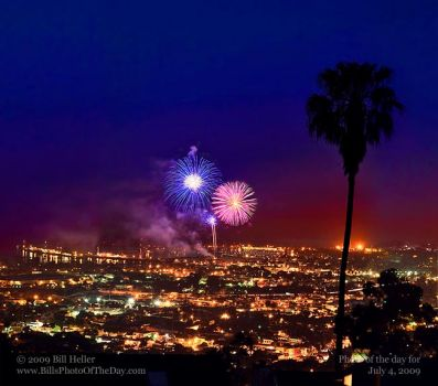 Santa Barbara 4th of July
