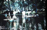 9-9-2010_007 raft race on Barwon River, Geelong, Australia