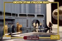 DEATH STAR FALCON BAY DIORAMA