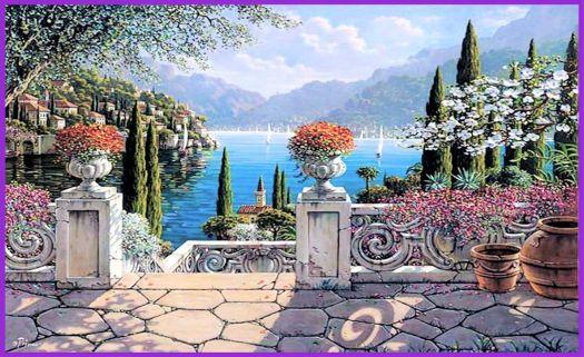 Eternal Lake Como