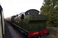 gloucestershire warwickshire railway 23-04-2016 4270 churchward 1919 02