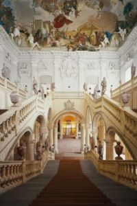 Beautiful Staircases Wurzburg Residence