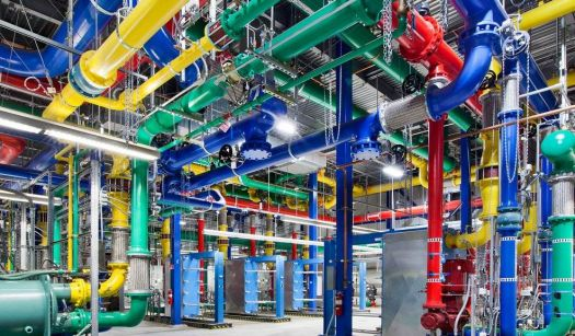 Inside Google's Oregon Datacenter