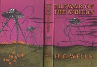 H.G.Wells'The War of the Worlds cover