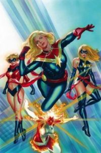 Carol Danvers, Alex Ross