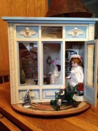 Donna's  doll store