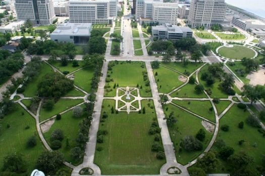 Louisiana State Capitol Gardens