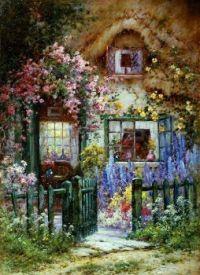 La Casita y el Jardín