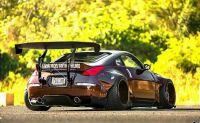 Big Wing Nissan 350Z
