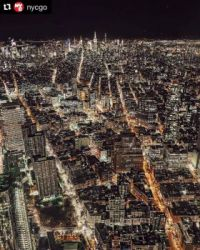 New York City @ Night