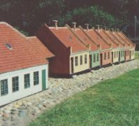 Miniature houses