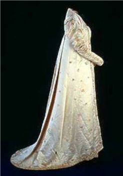 Dolly Madison Inaugural Gown