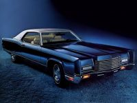 1971 Lincoln Continental Coupe