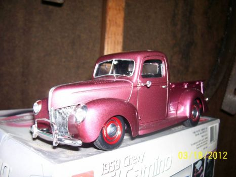 '40 Ford Pick Up