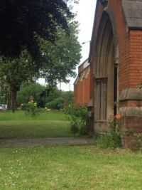 churchyard_june