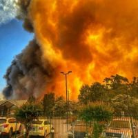 Here are some of the most powerful images from the unprecedented fires raging across NSW.