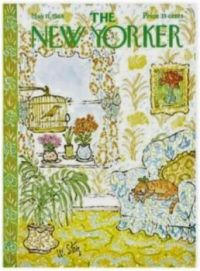 The New Yorker - May 11, 1968 / cover art by William Steig