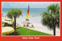 Indian Rocks Beach in Florida