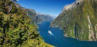 Fiordland National Park - New Zealand  South Isl.
