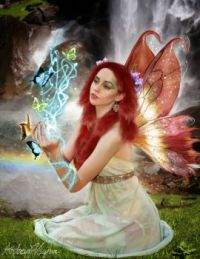 Mystical Fae (Small)