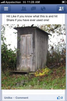 Outhouse , Down Home