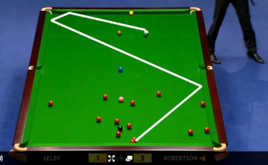 snooker~ suggested path