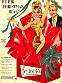 Themes Vintage ads - Frederick`s of Hollywood