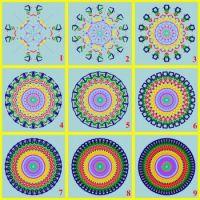 Mandala Variations on a Theme (small)