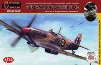 Kovozavody Prostejov CLK0004 Supermarine Spitfire Mk.IXc 1/72