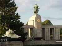 Soviet Memorial, Tiergarten , Berlin