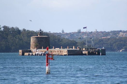 "Fort Denison - ""Pinchgut"": Sydney"