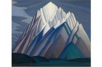 Lawren Harris Mountain Forms