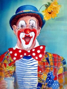 Mattie the Clown
