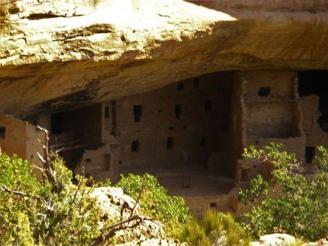 Mesa Verde National Park, Colorado USA