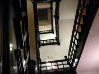 Staircase-Cresent Hotel
