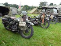 1940's Harley Davidsons