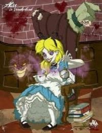 Twisted Alice in Wonderland