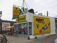 Byron's Dog Haus in Wrigleyville caught in a Time Warp