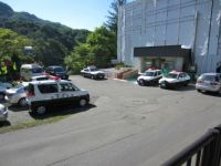 Yubari police station