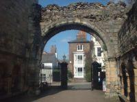 Archway in York
