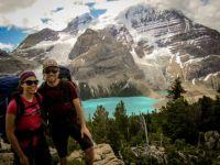 Berg Lake Canada