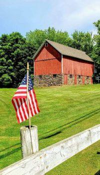 Wind Point WI Barn William Case
