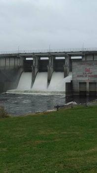 Nashville dam