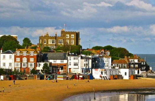 BROADSTAIRS, KENT - DICKENS' BLEAK HOUSE