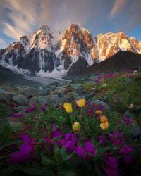 Bogda Peak, Urumqi, Xinjiang, China  5511