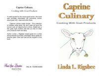 Caprine Culinary